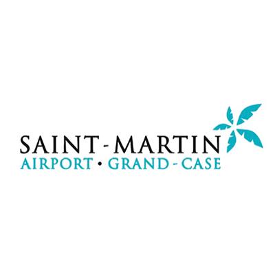 Aéroport Saint-Martin, client intra'know