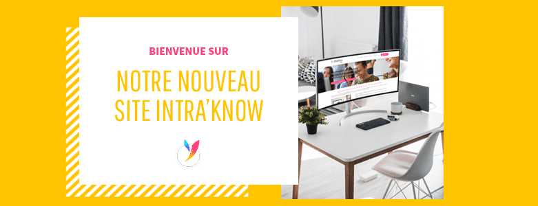 nouveau site intra'know